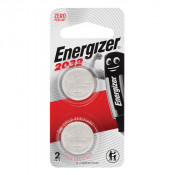 Energizer Lithium Battery 2032 2 Pack