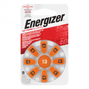 Energizer Hearing Aid Battery 13 8 Pack