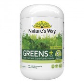 Natures Way Superfood Super Greens Plus 300g
