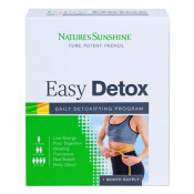 Natures Sunshine Easy Detox 1 Months Supply