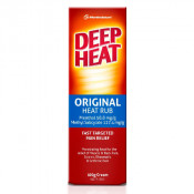 Deep Heat Regular Relief Rub 100g