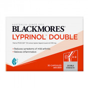 Blackmores Lyprinol Double Strength 30 Capsules