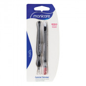 Manicare Cuticle Trimmer with Bonus Cuticle Pusher