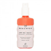 BeachFox Invisible SPF50 4 Hours Water Resistant Sunscreen Grapefruit 200ml