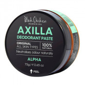 Black Chicken Remedies Axilla Natural Deodorant Paste Original Alpa 75g