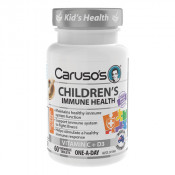Carusos Childrens Immune Health 60 Chewable Tablets