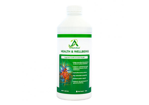 Arborvitae Health & Wellbeing Supplement 1 Litre