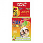 All Natural Kids Cough Multipack 12 Lozenges