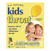 All Natural Kids Throat 10 Pack