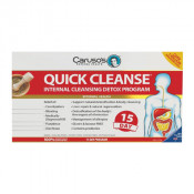 Carusos Quick Cleanse 15 Day Detox Program