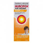 Nurofen for Children Orange 5 - 12 Years 200ml