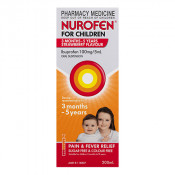 Nurofen for Children 3 Months - 5 Years Strawberry 200ml