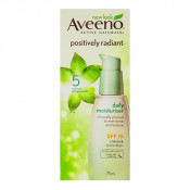 Aveeno Positively Radiant Moisturiser SPF15 75mL