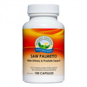 Natures Sunshine Saw Palmetto 550mg 100 Capsules