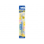 Oral B Toothbrush Stages 1 Baby 4-24 Months 1 Pack (Designs Vary)