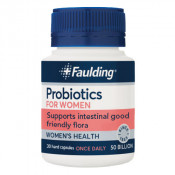 Faulding Probiotics for Women 30 Capsules