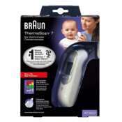 Braun ThermoScan 7 With Age Precision IRT 6520 Ear Thermometer