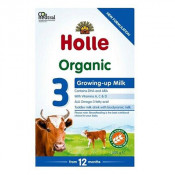Holle Organic Cow Milk 3 Growing-Up Milk with DHA 600g