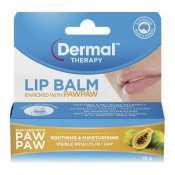 Dermal Therapy Lip Balm Paw Paw 10g