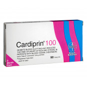 Cardiprin 100mg 90 Pack