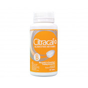 Citracal+D Calcium Citrate+Vitamin D 100 Tablets