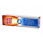 Deep Heat Regular Relief Rub 140g