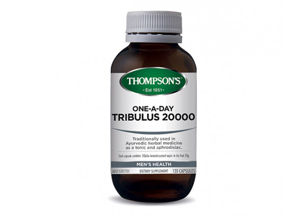 Thompsons One a Day Tribulus 120 Capsules