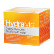 Hydralyte Powder Orange 10 Sachets