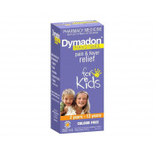 Dymadon 2-12 Years Orange Colour Free 200ml
