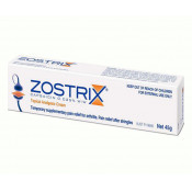 Zostrix Topical Analgesic Cream 0.025% 45g
