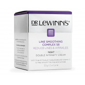 Dr Lewinns Line Smoothing Complex S8 Double Intensity Night Cream 30g