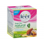 Veet Natural Sugar Wax Argan Oil 360g