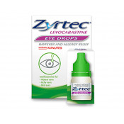 Zyrtec Levocabastine Eye Drops 4ml