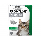 Frontline Plus for Cats Green 6 Doses