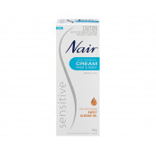 Nair Sensitive Hair Removal Cream for Face & Body 150g