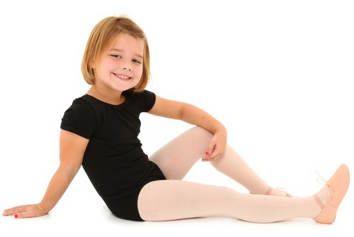 exercise kids ballet