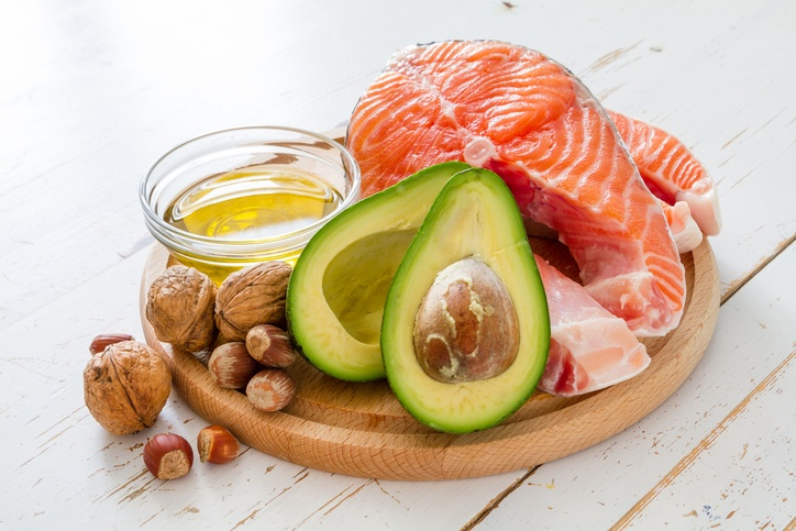 Dietary fats and heart health