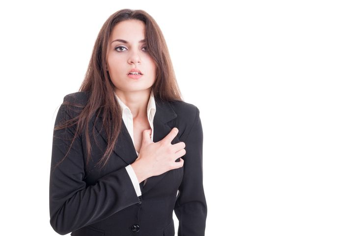 Women and heart attacks