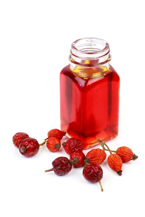 rosehip oil is good for
