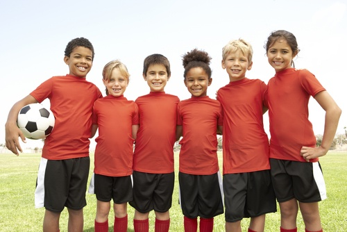 exercise for kids team sports